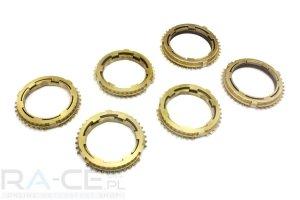 Synchronizatory karbonowe, Honda B16A Y1/S1 88-91 Cable - 3rd/4th/5th, MFactory