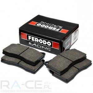 Klocki hamulcowe Ferodo DS2500, Citroen C2 R2 1,6 16V (tarmac), oś tylna.