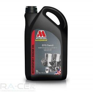 Olej silnikowy Millers Motorsport CFS 5W40, 5 litrów
