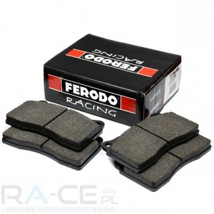 Klocki hamulcowe Ferodo DS2500 Honda Integra DC2  - FCP905H
