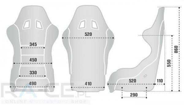 Fotel Sparco SPRINT