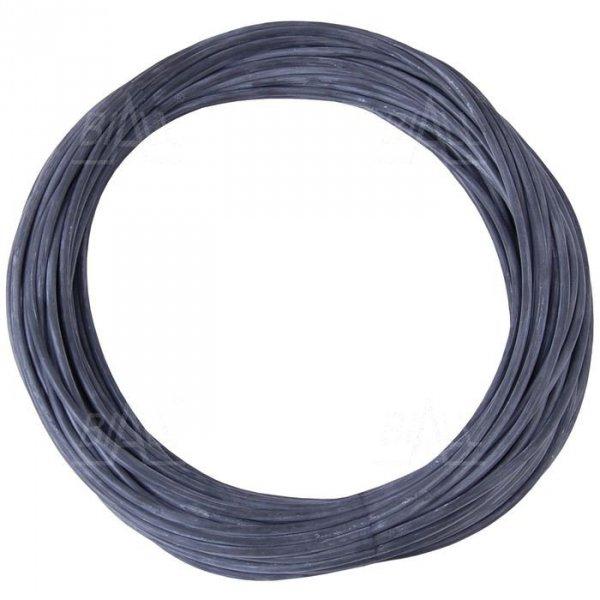 Przewód silikonowy Li2G-2,5mm2 36A Dz4,6 BK czarny