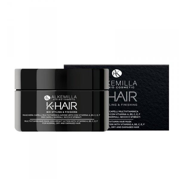 Multiwitaminowa maska do włosów K-HAIR 200ml - Alkemilla