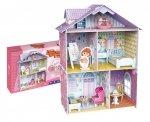 Cubicfun Puzzle 3D Domek dla lalek Mały Artysta