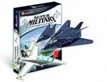 Cubicfun Puzzle 3D F-117 Nighthawk FA-18 Hornet