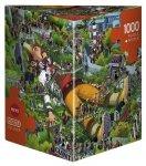 Puzzle 1000 elementów - Guliwer