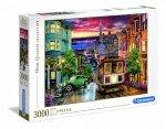 Clementoni Puzzle 3000 elementów San Francisco
