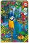 Educa Puzzle 500 elementów, Tropikalny Raj