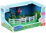 Tm Toys PEPPA Plac zabaw z figurką