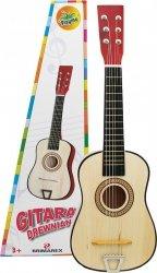Brimarex Gitara drewniana Ukulele