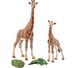 Schleich Figurki Żyrafy