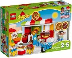 Lego Klocki Duplo Pizzeria