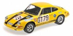 Porsche 911 S Racing Team AAW #79 Frohlich/Toivonen Class Winners ADAC 1000 km Rennen 1970
