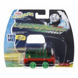 Mattel Tomek i Przyjaciele Lokomotywki ze światełkami, Percy