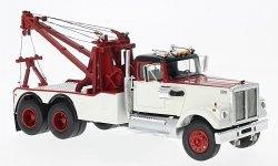 NEO MODELS White Road Boss 1977 (red/white)