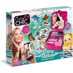 Clementoni Crazy Chic Crazy Tatuaże