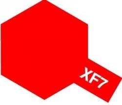 Tamiya Farba Acrylic Min XF-7 Red