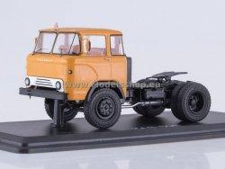 SSM KAZ-608 Kolhida Tractor Truck (dark yellow)