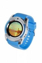Garett Electronics Smartwatch G11 niebiesko-srebrny