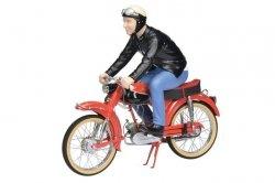 SCHUCO Victoria Avant with Rider