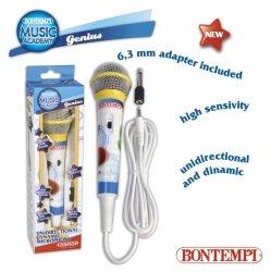 Bontempi Star Mikrofon dynamiczny karaoke