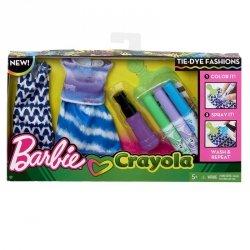 Mattel Barbie Crayola zrób to sam FPW14