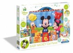 Clementoni Panel do łóżeczka Baby Mickey