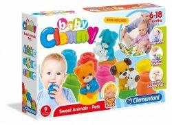 Clementoni Clemmy Słodkie Zwierzaki - Dom