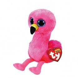 Maskotka TY Beanie Boos Flamingo Gilda 42 cm