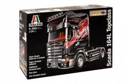 Italeri Scania 164L Topclass Showtruck