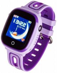 Garett Electronics Smartwatch zegarek Kids Happy fioletowy