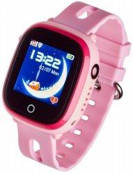 Garett Electronics Smartwatch zegarek Kids Happy różowy