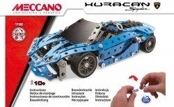 Spin Master Zestaw konstrukcyjny Meccano Sportowy samochód, Huracan Spyder