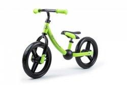 Kinderkraft Rowerek biegowy 2way next zielony bez akcesoriów