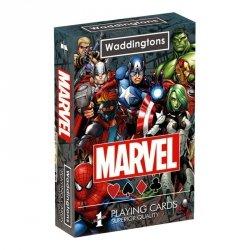 Winning Moves Karty Waddingtons No.1 Marvela Universe