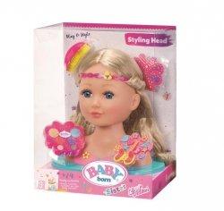 Głowa do stylizacji Baby Born Siostrzyczka