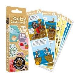 CzuCzu Gra Xplore Team Quizy dla dzieci 8-9 lat