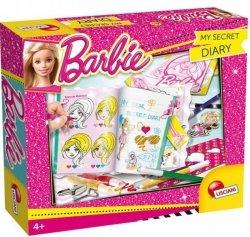 Lisciani Pamiętnik Barbie Mój sekretny pamiętnik