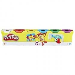 Hasbro Ciastolina PlayDoh 6 PACK PRIMARY COLORS