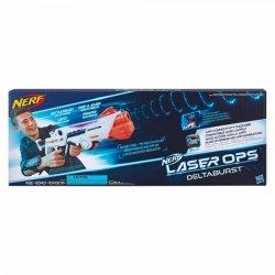 Hasbro Wyrzutnia Nerf Laser Ops Deltaburs