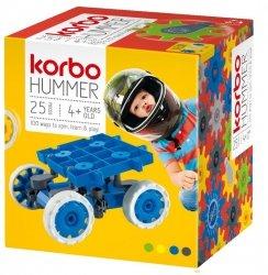 Klocki Hummer 25 niebieski