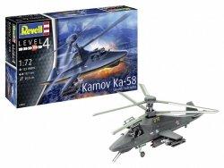Revell Model plastikowy Kamov KA-58 Stealth