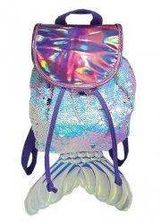 Stnux Plecak cekinowy Mermaid