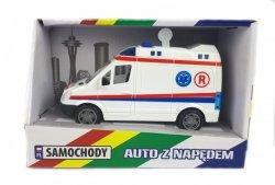 Madej Auto Ambulans Bus