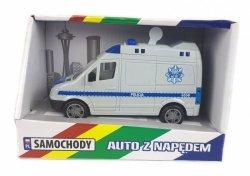 Madej Auto Policja BUS