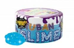 TUBAN Masa plastyczna Super Slime Brokat neon niebieski 0,2 kg