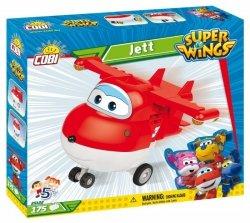 Cobi Klocki Klocki Super Wings Jett
