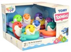 Tomy Muzyczne delfinki kąpielowe