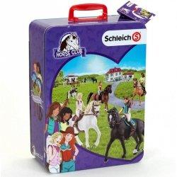 Klein Puszka na 10 sztuk koni Schleich Horse Club