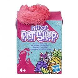 Hasbro Littlest Pet Shop Pluszowe zwierzaki soczki, Chinchilla